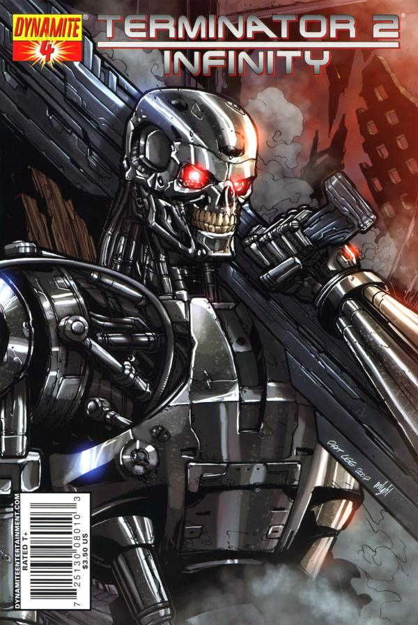 preview Terminator 5 Infinity