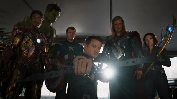 preview The Avengers