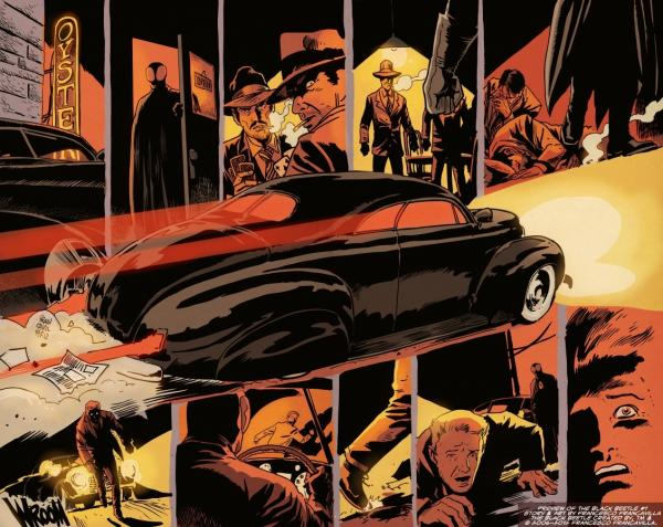 preview The Black Beetle: No Way Out