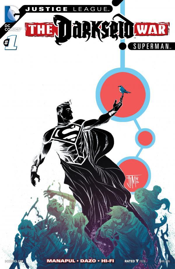 preview The Darkseid War