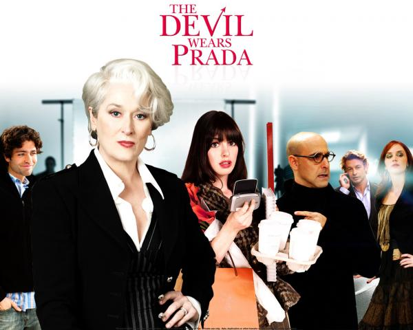 preview The Devil Wears Prada