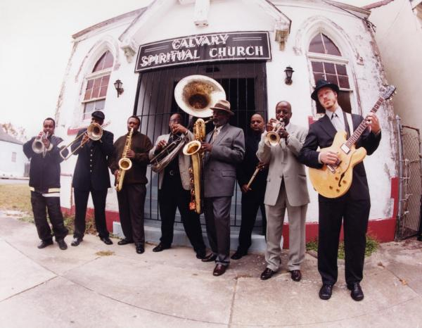 preview The Dirty Dozen Brass Band