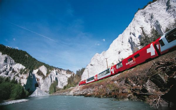 preview The Glacier Express
