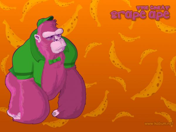 preview The Great Grape Ape