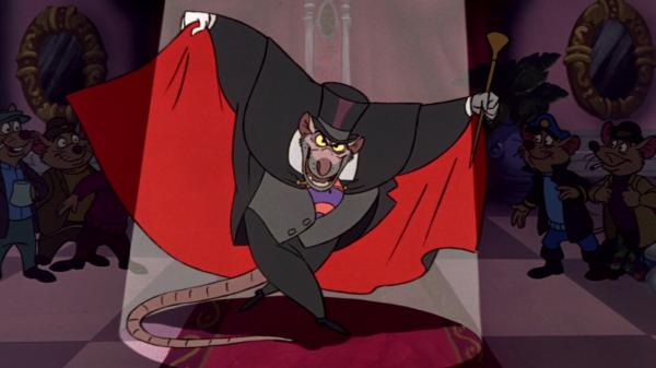 preview The Great Mouse Detective