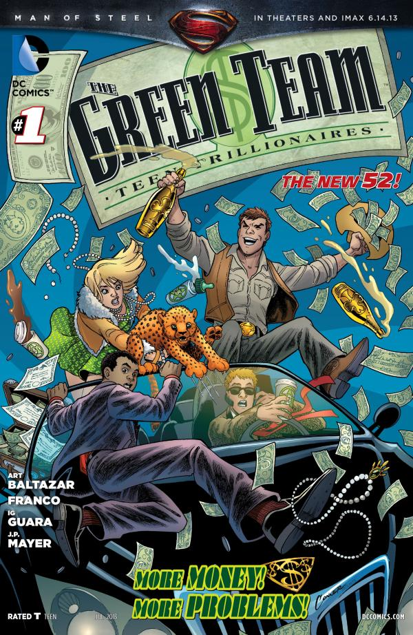preview The Green Team: Teen Trillionaires