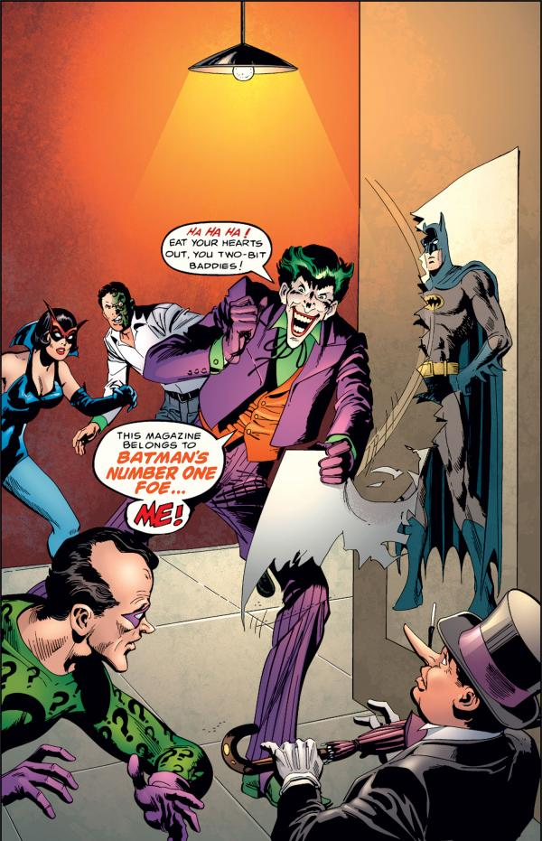 preview The Joker: The Clown Prince Of Crime
