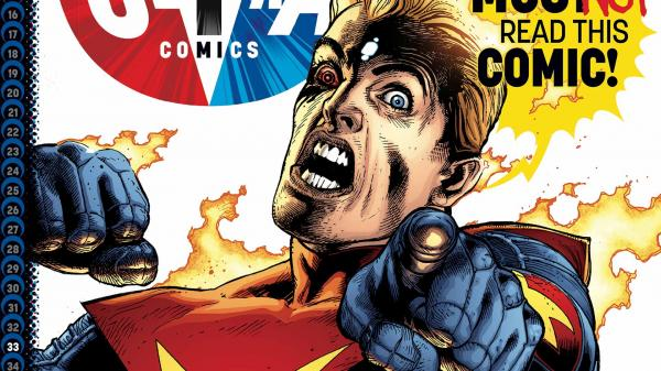 preview The Multiversity: Mastermen