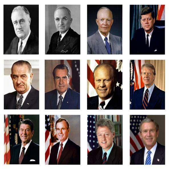preview The Presidents Of The United States Of America