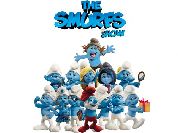 preview The Smurfs