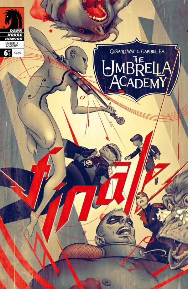 preview The Umbrella Academy: Apocalypse Suite