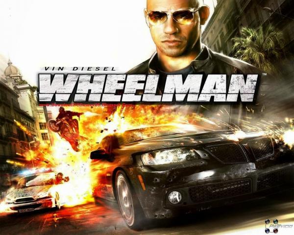 preview Wheelman