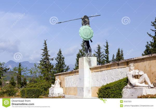 preview Thermopylae Monument