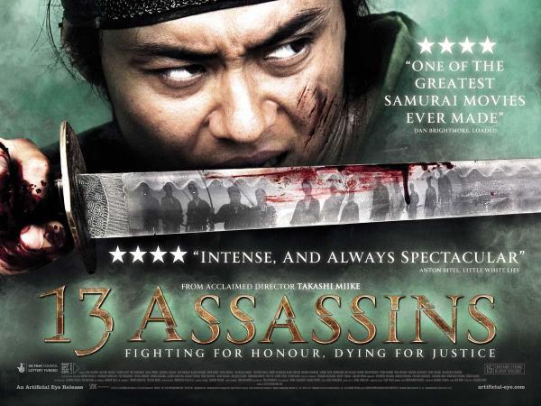 preview Thirteen Assassins