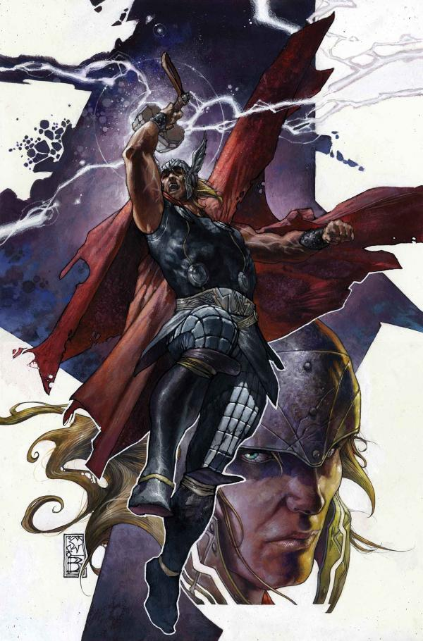 preview Thor: God Of Thunder