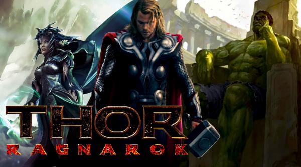 preview Thor: Ragnarok