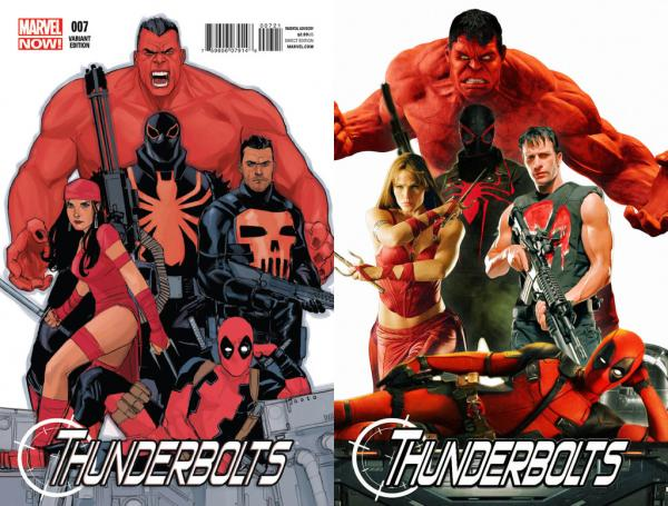 preview Thunderbolts