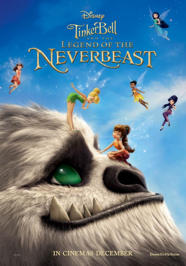 preview Tinker Bell And The Legend Of The NeverBeast