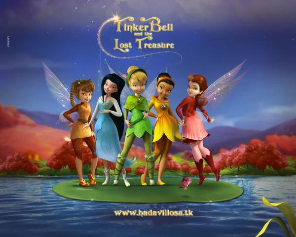 preview Tinker Bell And The Lost Treasure