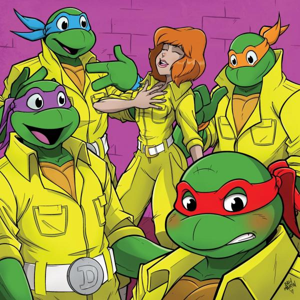 preview TMNT