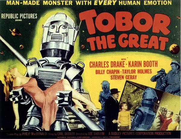 preview Tobor The Great