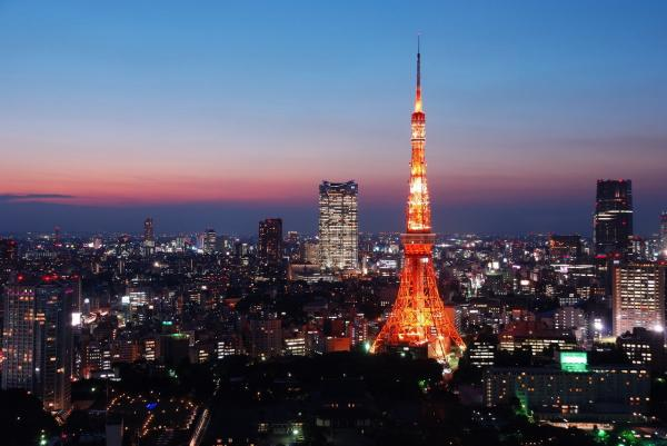 preview Tokyo Tower