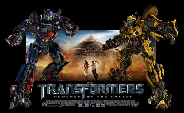 preview Transformers: Revenge Of The Fallen