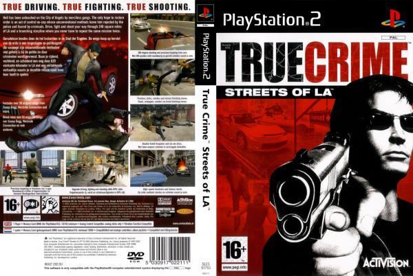 preview True Crime: Streets Of LA