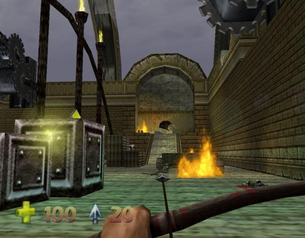 preview Turok 2: Seeds Of Evil