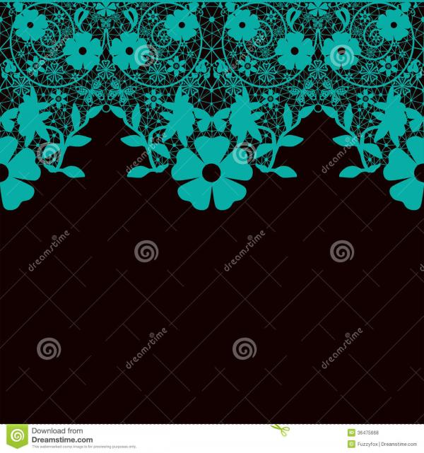 preview Turquoise Black