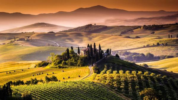 preview Tuscany
