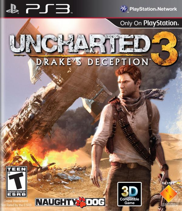 preview Uncharted 3: Drake's Deception