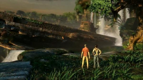 preview Uncharted: Drake's Fortune