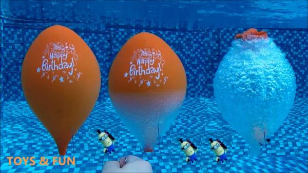 preview Underwater Baloons