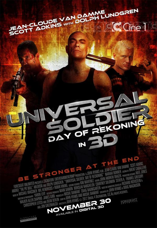 preview Universal Soldier: Day Of Reckoning