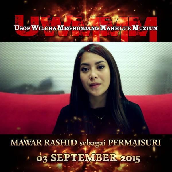 preview Usop Wilcha : Menghonjang Makhluk Muzium