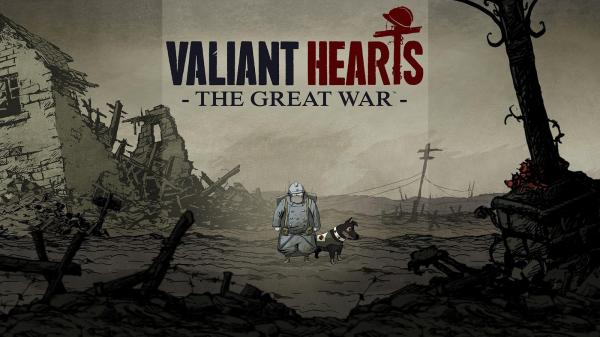 preview Valiant Hearts: The Great War