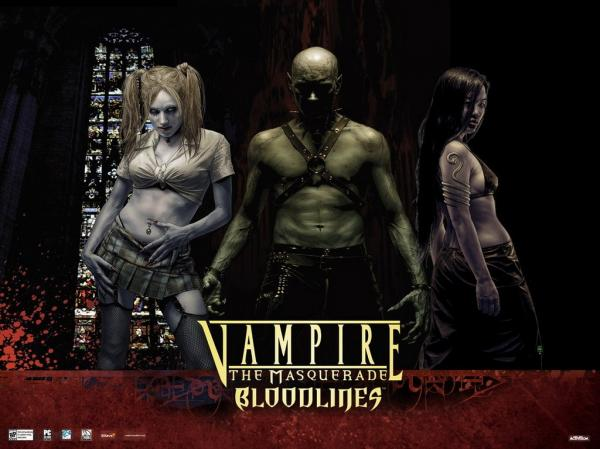 preview Vampire: The Masquerade