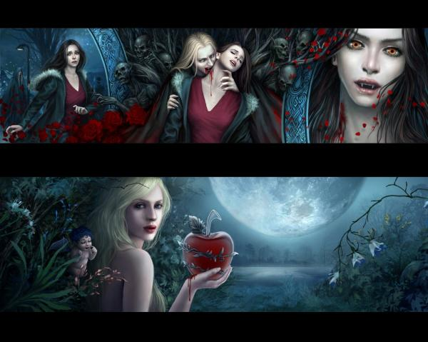 preview Vampire Wars