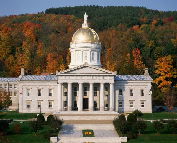 preview Vermont State House