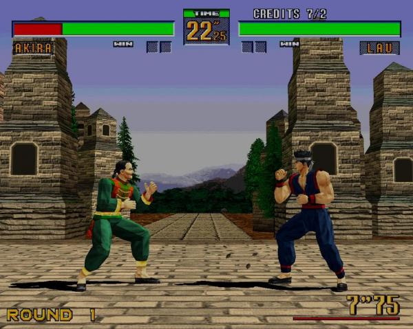 preview Virtua Fighter 2