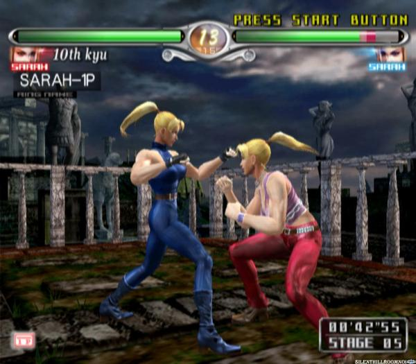 preview Virtua Fighter 4
