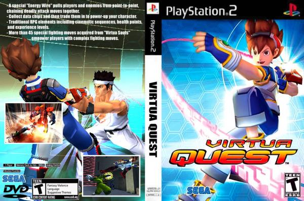 preview Virtua Quest