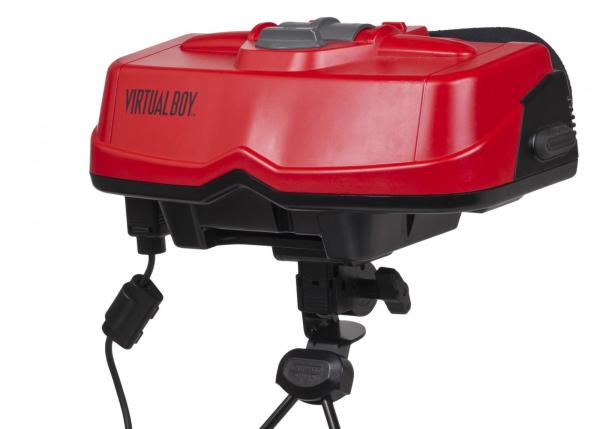 preview Virtual Boy