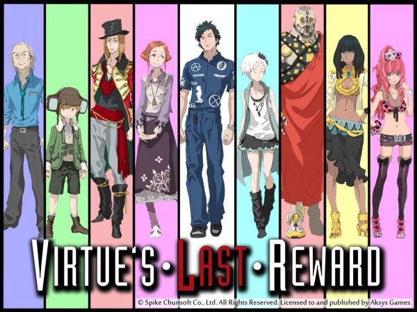preview Virtue's Last Reward