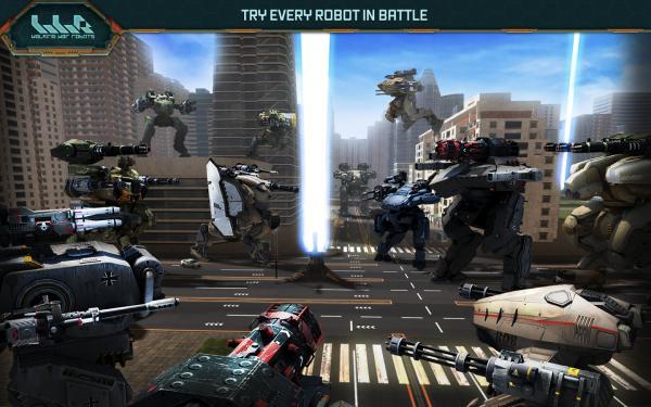 preview Walking War Robots
