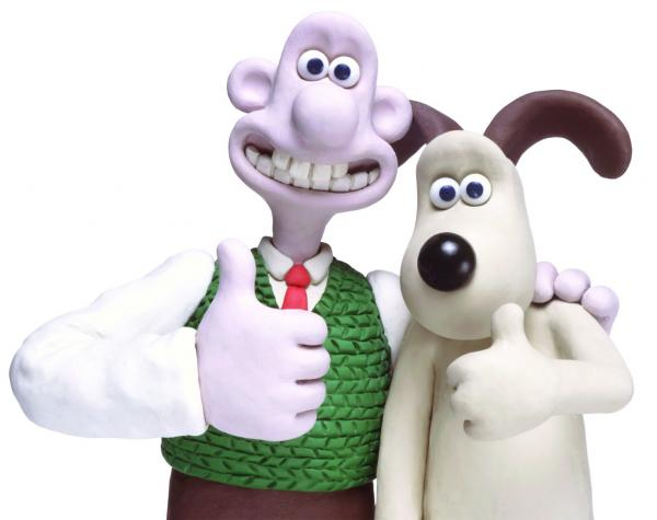 preview Wallace & Gromit