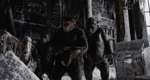 preview War For The Planet Of The Apes