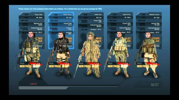 preview War Inc. Battlezone