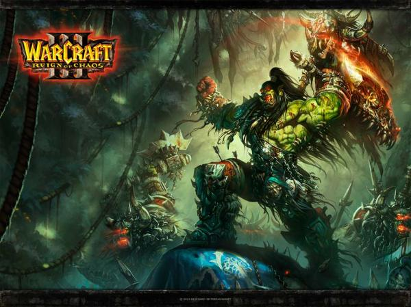 preview Warcraft III: Reign Of Chaos